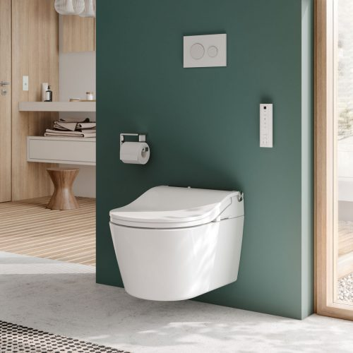 West One Bathrooms – TCF801CG washletRW
