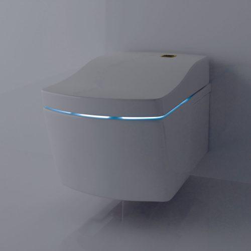 West One Bathrooms TOTO Neorest AC, UV light