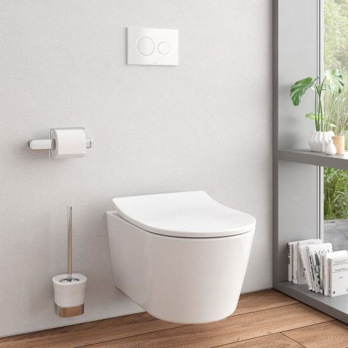 West One Bathrooms – Toto RP  CW552Y+TC511Q