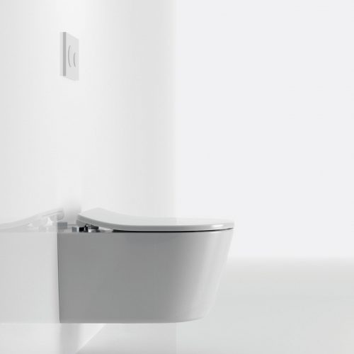 West One Bathrooms – TOTO RP – CW552Y+TC511Q SIDE