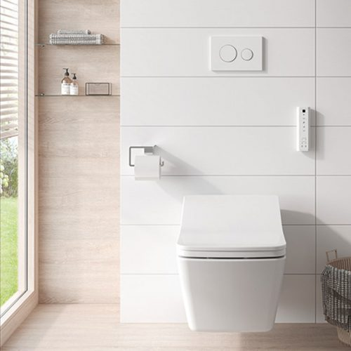 West One Bathrooms – TOTO TCF796CG+CW522EY 2