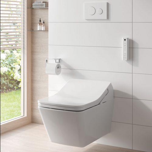 West One Bathrooms – TOTO Washlet SX – TCF796CG+CW522EY