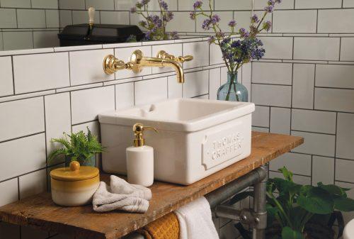 west one bathrooms downham basin test