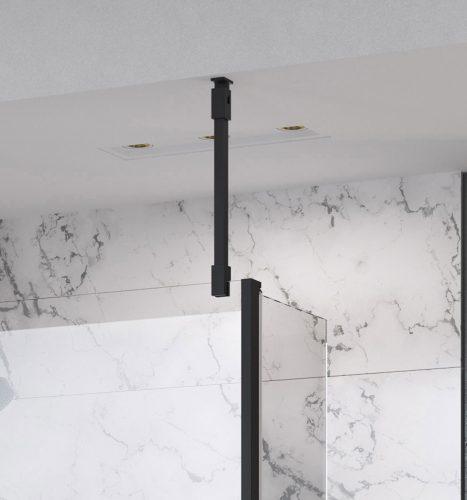 Bathwaters Roman Black ceiling brace
