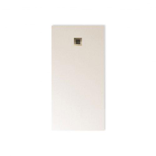West One Bathrooms Online BASE Blanc LB Grating