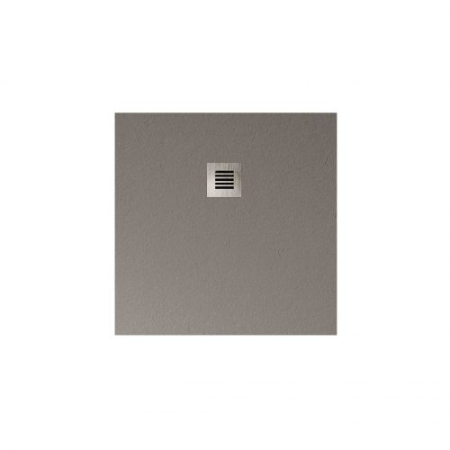 West One Bathrooms Online BASE Dusty Grey BC Grating