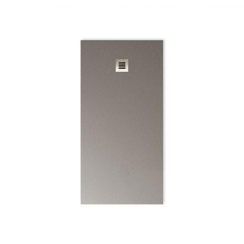West One Bathrooms Online BASE Dusty Grey BN Grating