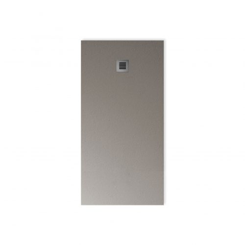West One Bathrooms Online BASE Dusty Grey with Matching Grating – RAL 7037 Grating
