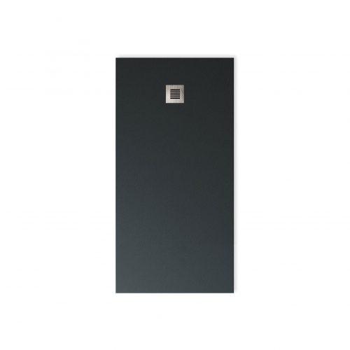 West One Bathrooms Online BASE Graphite Grey BC Grating