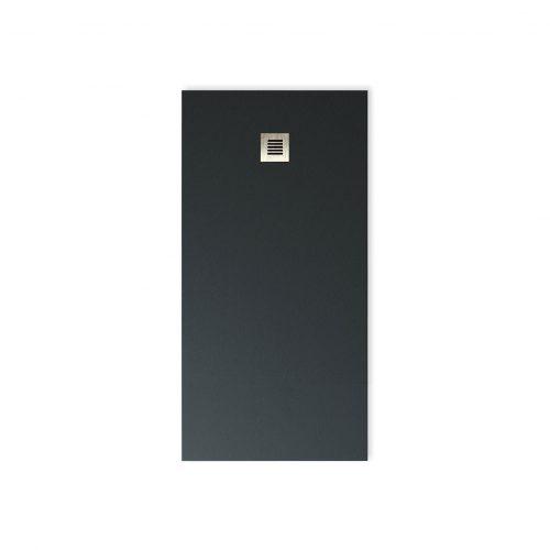 West One Bathrooms Online BASE Graphite Grey BN Grating