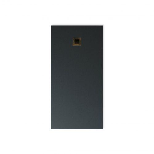 West One Bathrooms Online BASE Graphite Grey DB Grating