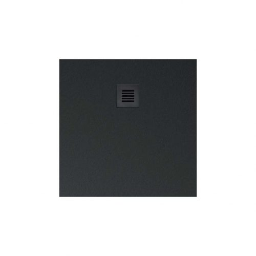 West One Bathrooms Online BASE Graphite Grey with Matching RAL 7024 Grating