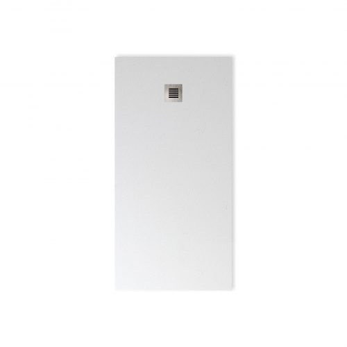 West One Bathrooms Online BASE Total White BC Grating
