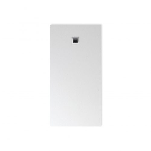 West One Bathrooms Online BASE Total White BS Grating