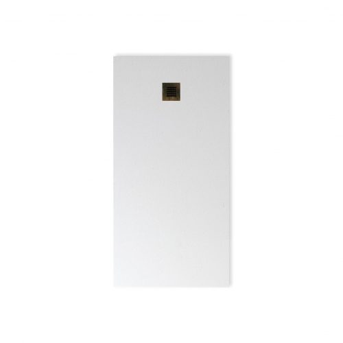 West One Bathrooms Online BASE Total White DB Grating