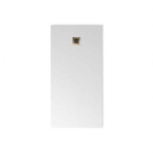 West One Bathrooms Online BASE Total White LB Grating
