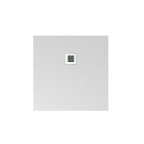 West One Bathrooms Online BASE Total White Matching RAL 9003 Grating