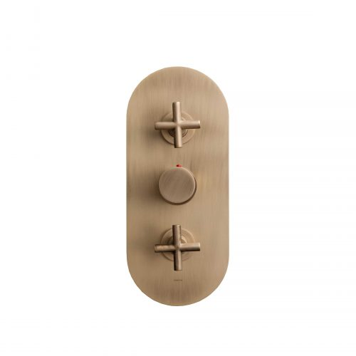 West One Bathrooms Axxis Thermostatic Valce