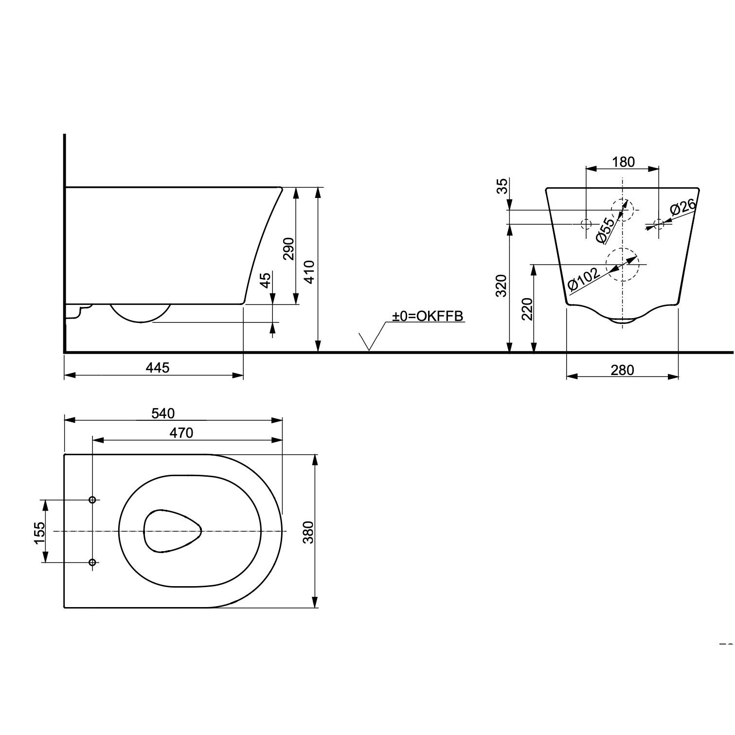 Toto GP WC Technical