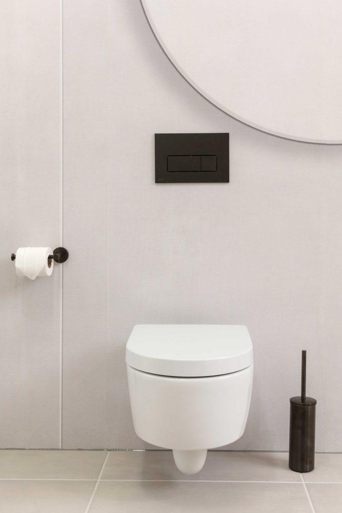 Toilet Roll & Brush Holders