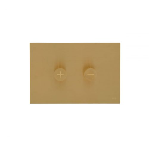 West One Bathrooms – PP101 TRUMPET GOLD
