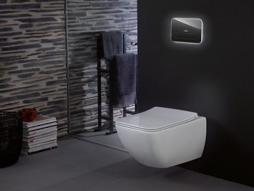 West One Online V Line Wall Hung WC