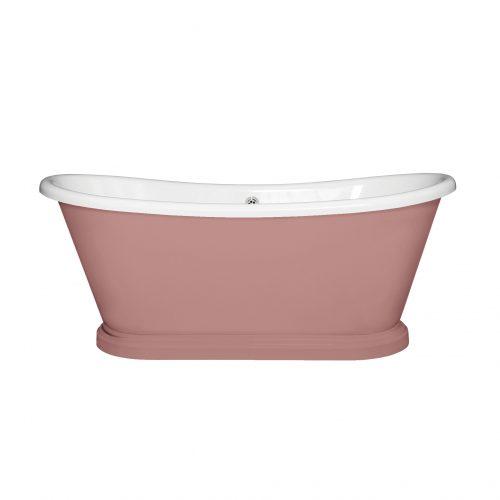 West One Bathrooms Online bas063 baths v1 Cinder Rose No246 WEB