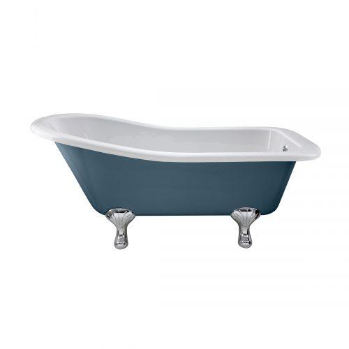 West One Bathrooms Online bau015 baths v1   Stiffkey Blue No281 WEB