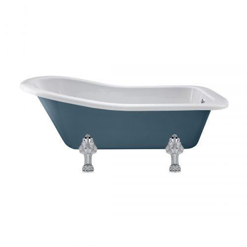 West One Bathrooms Online bau025 baths v1 Stiffkey Blue No281 WEB