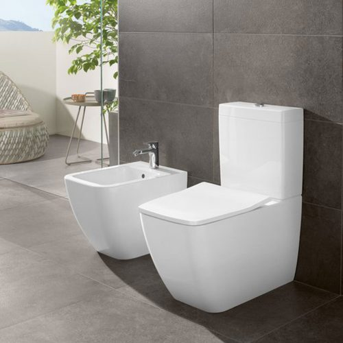 West One Online VB Close Coupled toilet